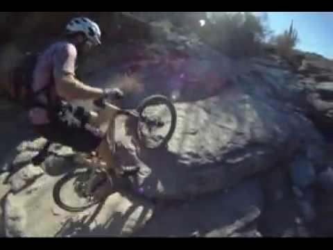 National Trail, Phoenix, AZ mountain biking