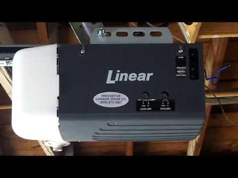 linear ld050 belt opener | 630-271-9343