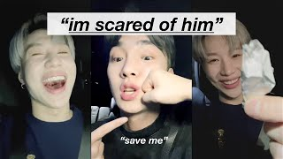 taemin and key being the most dramatic english duo in kpop (210409 vlive and insta live)