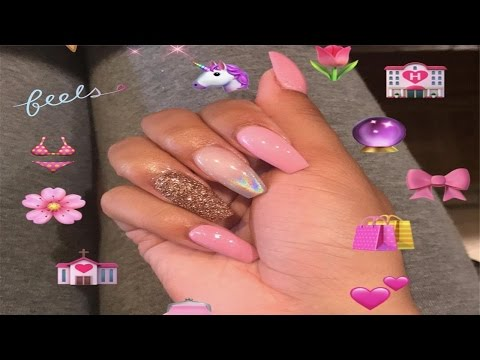 COME WITH ME TO GET MY NAILS DONE | VLOG 5