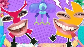 PARTY OF 4 ADVENTURE!  - Snipperclips Plus Ep.7