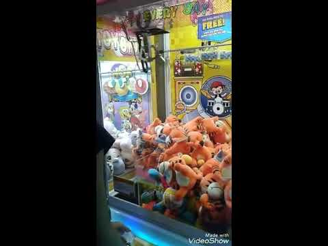 Got lucky At The Claw Machine
