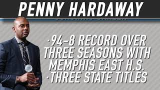 Penny Hardaway Hired as Memphis Head Coach   Stadium