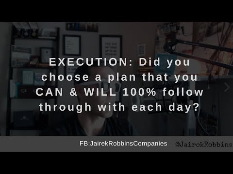 FB Live Repost: EXECUTION