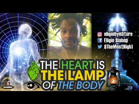 The Heart is the Lamp (Eye) of the Body