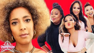 Amanda Seales is no longer on The Real...she quit the show! (Here's why...)