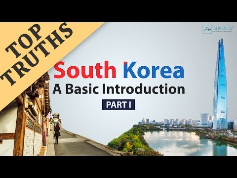 SOUTH KOREA - Top 10 Interesting Facts (Part 1)