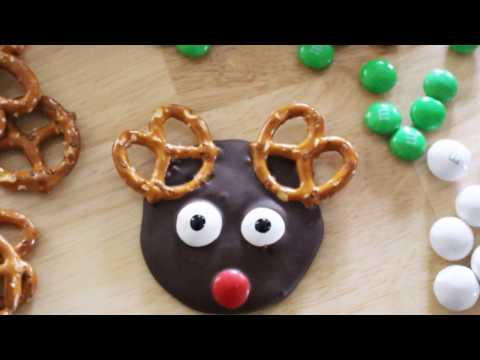 Reindeer Melts - Super Easy Christmas Treat!