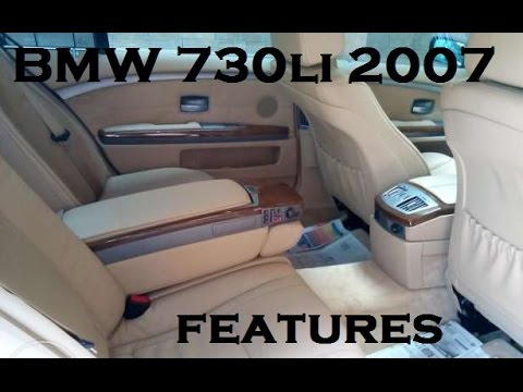 BMW 730Li indepth review and features in urdu/hindi