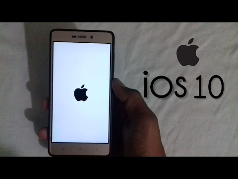 [No Root] install ios 10 on your MIUI Android | make your Xiaomi Android to iPhone 7