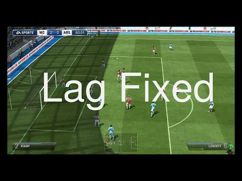 How to fix graphic lags\low fps in FIFA 16 for pc tutorial