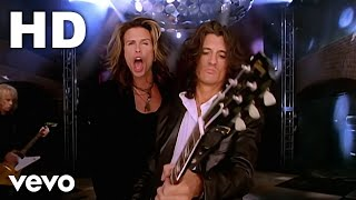 Aerosmith - Hole In My Soul (Official Music Video)