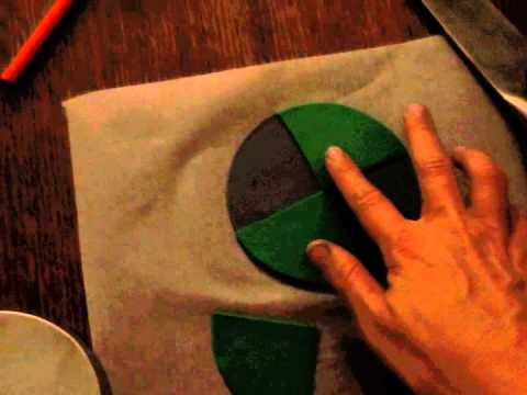 How to make a Ben 10 cake - Part 1