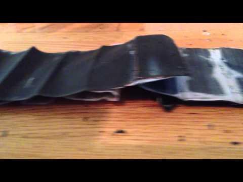 iPhone Battery Teardown - taken apart.