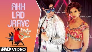 Dance Cover: Akh Lad Jaave Nritya Jam | Loveyatri | Shakti Mohan | Poppin' John | T-Series