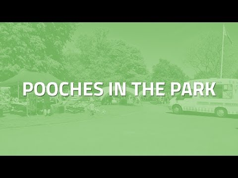 Pooches in the Park 2014 - FREE Public Event Photos