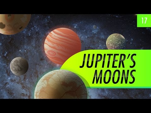 Jupiter's Moons: Crash Course Astronomy #17
