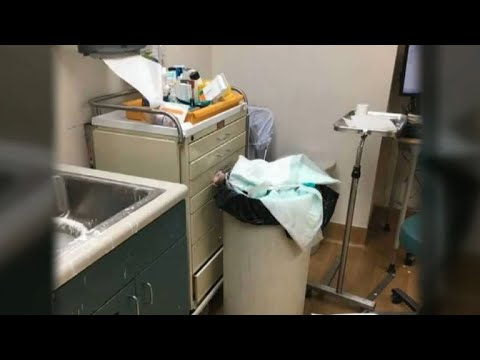 Photos of dirty VA clinic room go viral, prompts apology from VA
