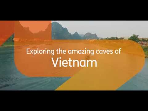 Exploring the amazing caves of Vietnam