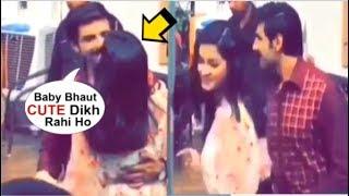 Kartik Aryaan Openly FLIRTING With Ananya Panday On The Sets Of Pati Patni Aur Woh