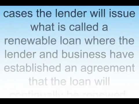 what is a commercial loan