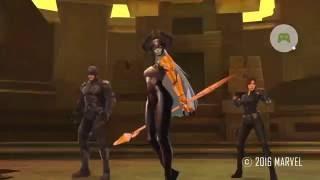 Proxima Midnight World Boss  (5 Teams) - Marvel Future Fight