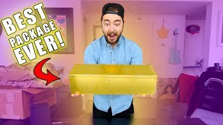 UNBOXING The BEST package i