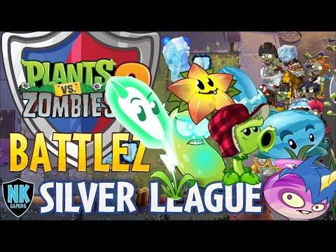PvZ 2 - Battlez - Silver League - Battles 23-27
