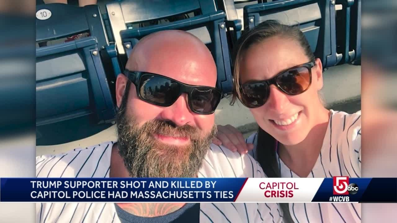 Family of Air Force veteran killed in US Capitol shooting speaks out
