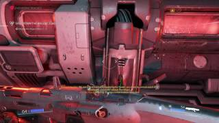 Doom 2016 - Argent Facility: Disable Argent Filter 1/3 & Destroy Gore Nest Fast Action Gameplay Ps4