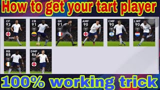 How to get your target player in clubs selection pes 2020 mobile