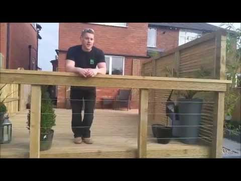 Decking Macclesfield  - Family Garden Design and Build