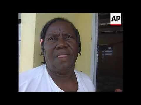 Montserrat - People unwilling to leave island