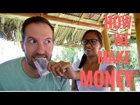 Expat living - How we make money in the Philippines