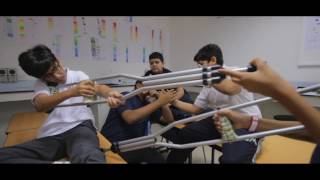 Knowledge Gate International School Oman | Mannequin Challenege 2016 Directed By Shihab Al Nasri