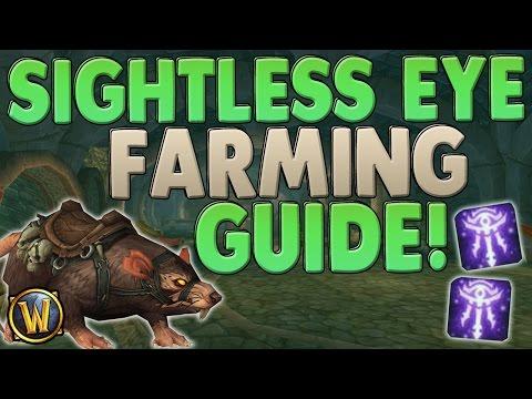 World of Warcraft: FASTEST Sightless Eye Farm! | How-to Get Ratstallion Mount FAST | Best Guide!
