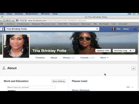 How to Find Your Facebook URL Number : Tech Tips for Social Media