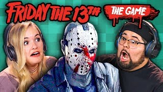 Download FRIDAY THE 13TH: The HORROR Game (React: Gaming) Video