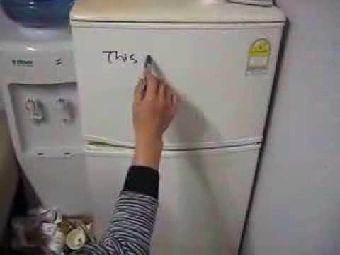 board marker refill video1 ebay