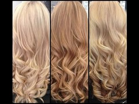 HOW TO TONE HAIR USING WELLA  T11 & T14 Toners