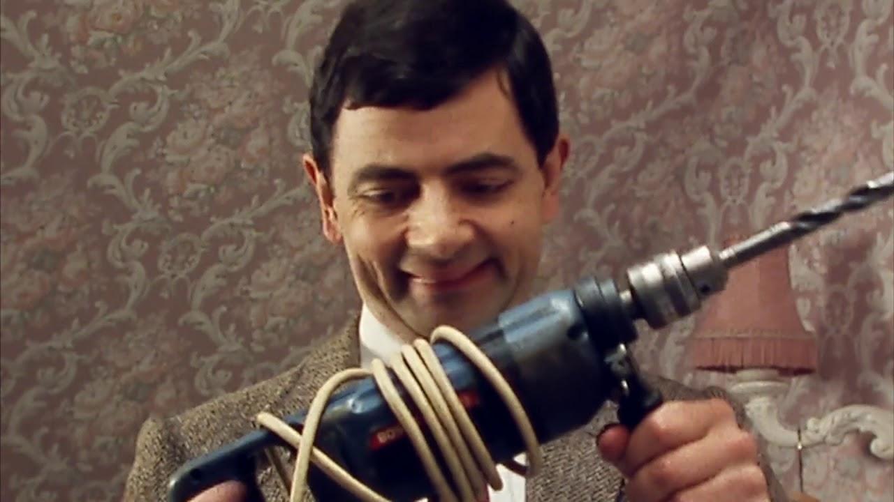 Mr Bean in Room 426 | Episode 8 | Widescreen Version | Classic Mr Bean