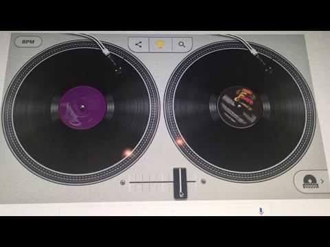 BEST GOOGLE DOODLE HIP HOP BIRTHDAY DJ SET ON YOUTUBE!!!!