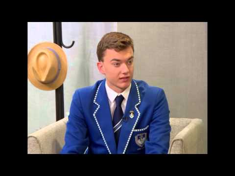 Andrew Tucker - Top Matriculant 2015
