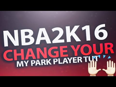 NBA 2K16 HOW TO CHANGE YOUR MYPLAYER CHARACTER ATTRIBUTES