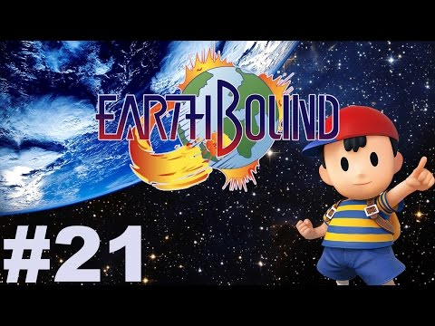 EarthBound: Blind Playthrough - Critical HIT! | #21