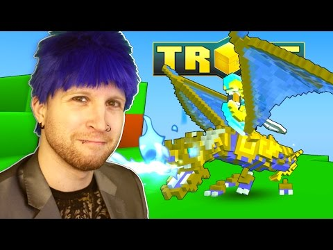 Trove Patch Notes ✪ NEW DRAGON, LOOT COLLECTOR, VAULT CLUBS, XP NERF & MORE!