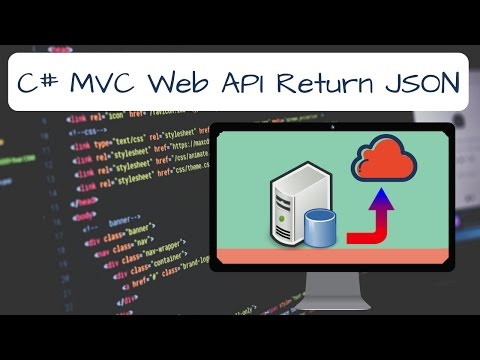 Create C# MVC Web API to return JSON in under 10 Minutes