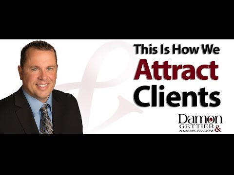 Roanoke Real Estate Agent: This is how we attract clients