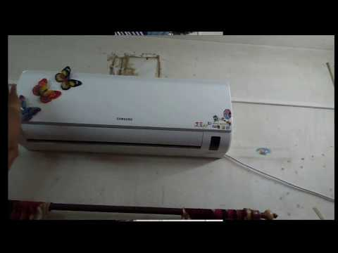 air condititoning service | samsung ac service | cleaning split ac at home