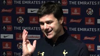 Tottenham 2-0 Aston Villa - Mauricio Pochettino Full Post Match Press Conference - FA Cup